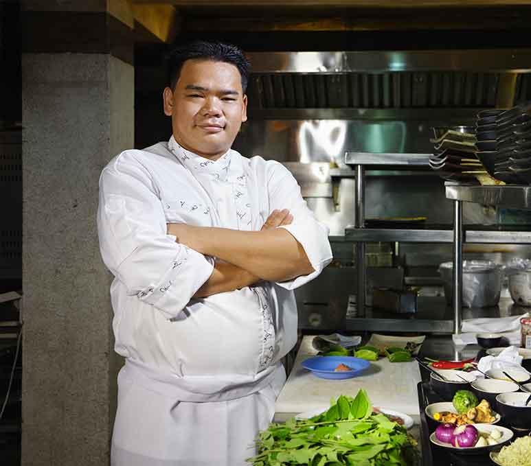 Kok van indonesia indah catering